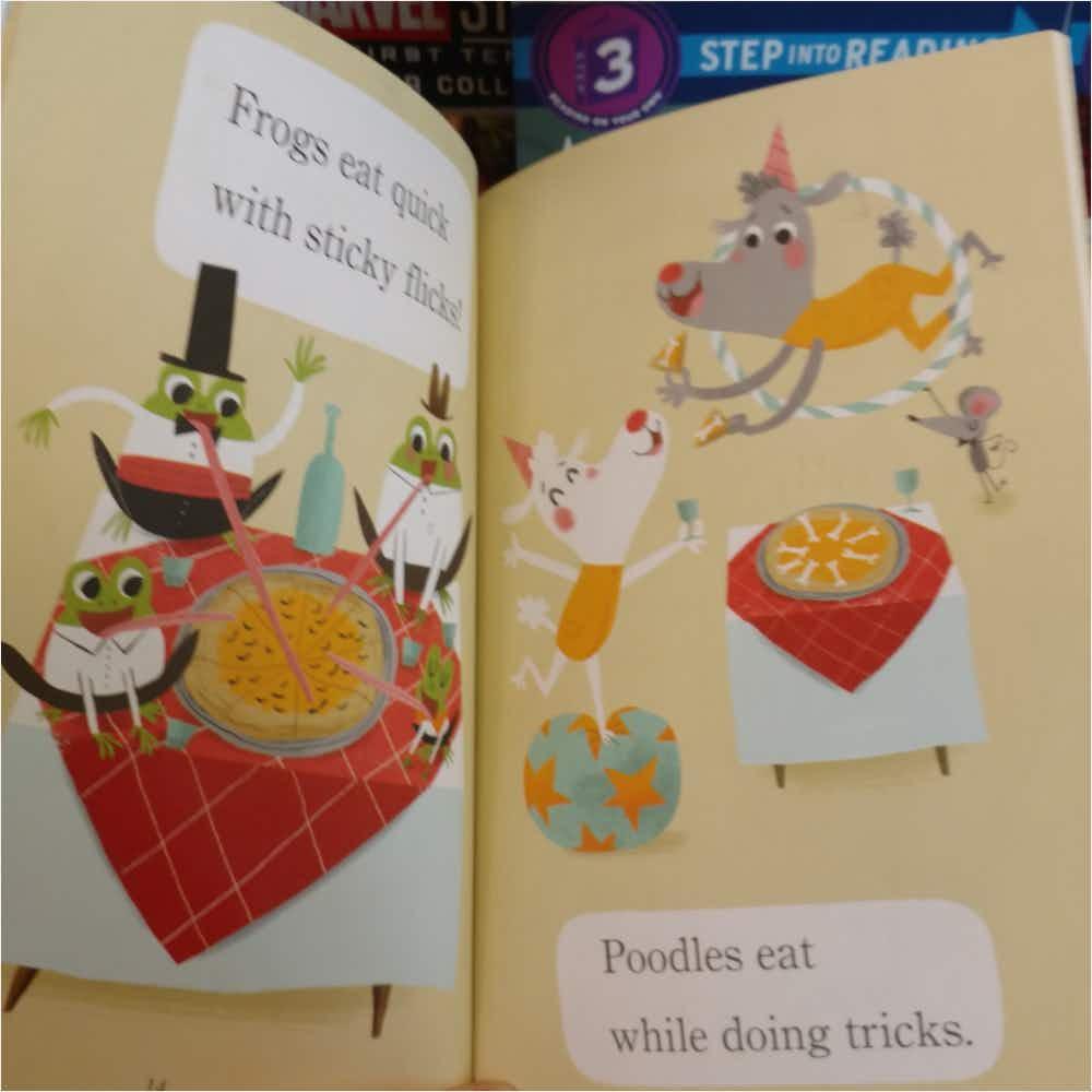 Inspirational children's illustrated book