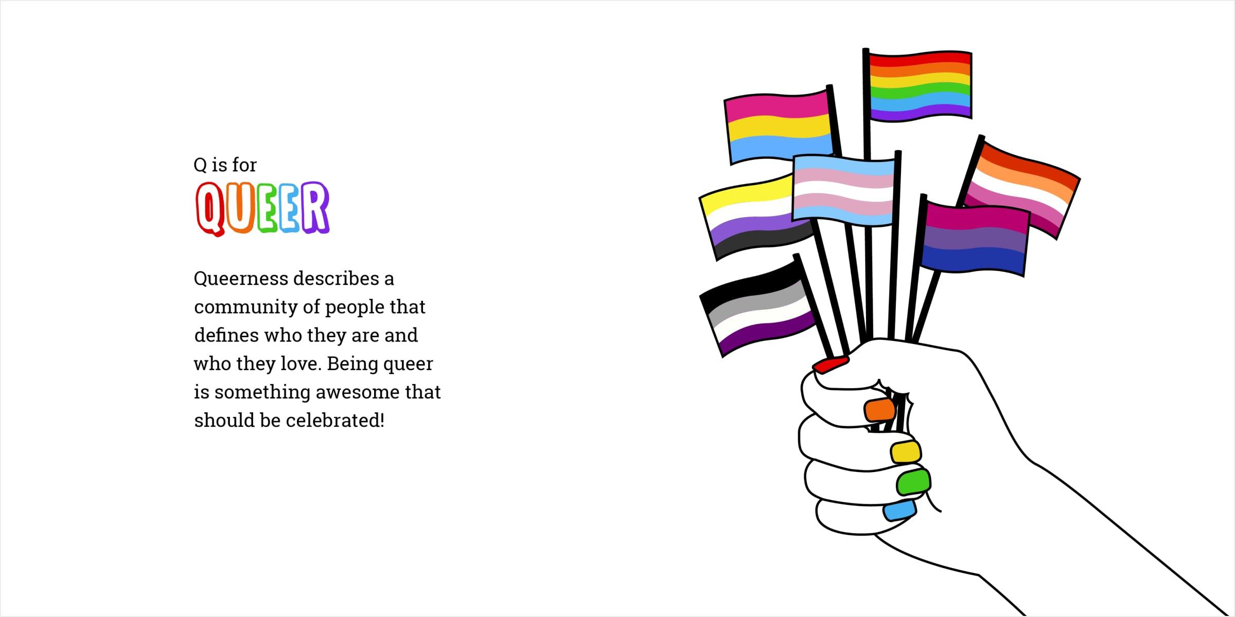 Queer Spread