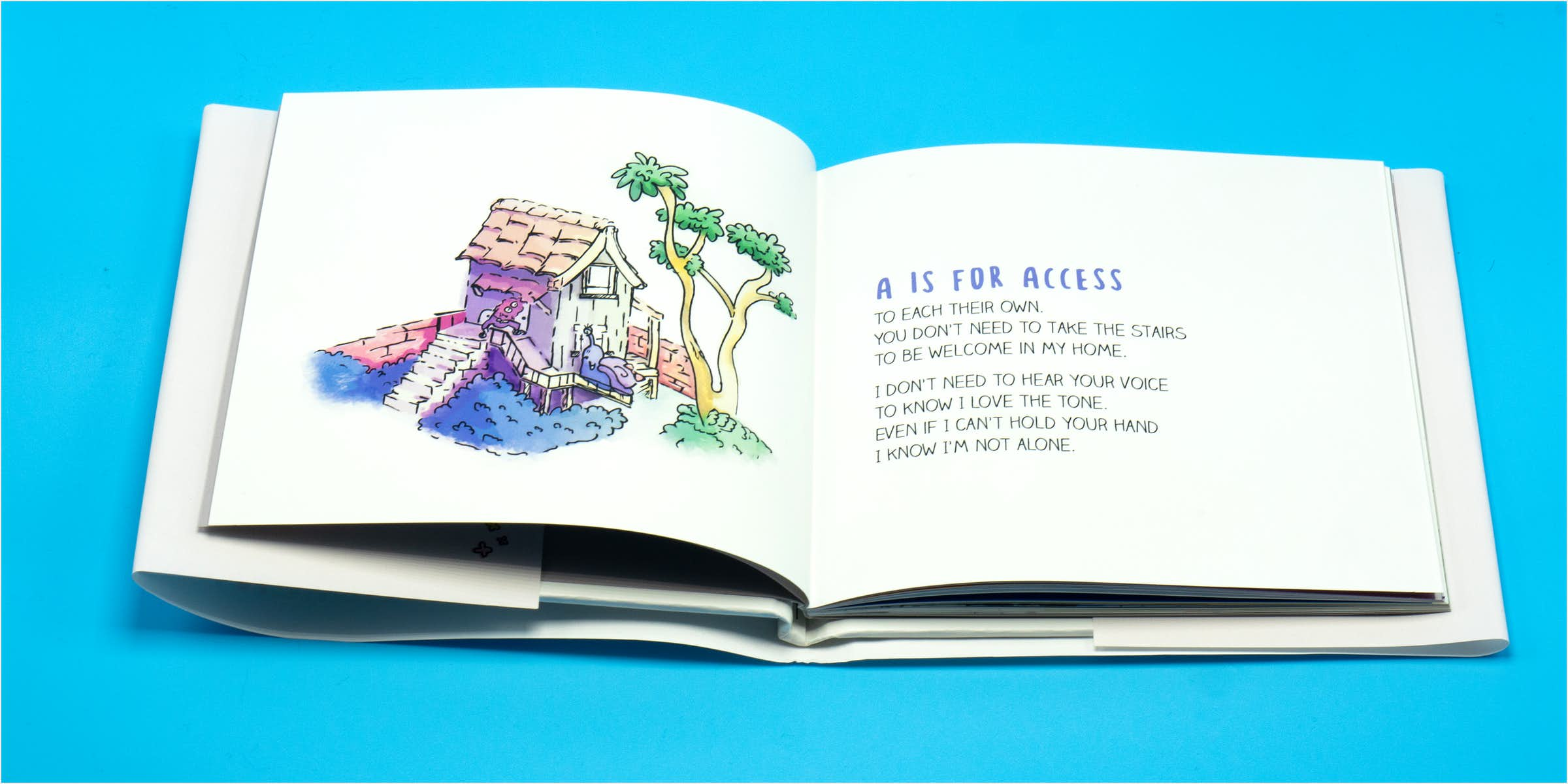 A is for Access