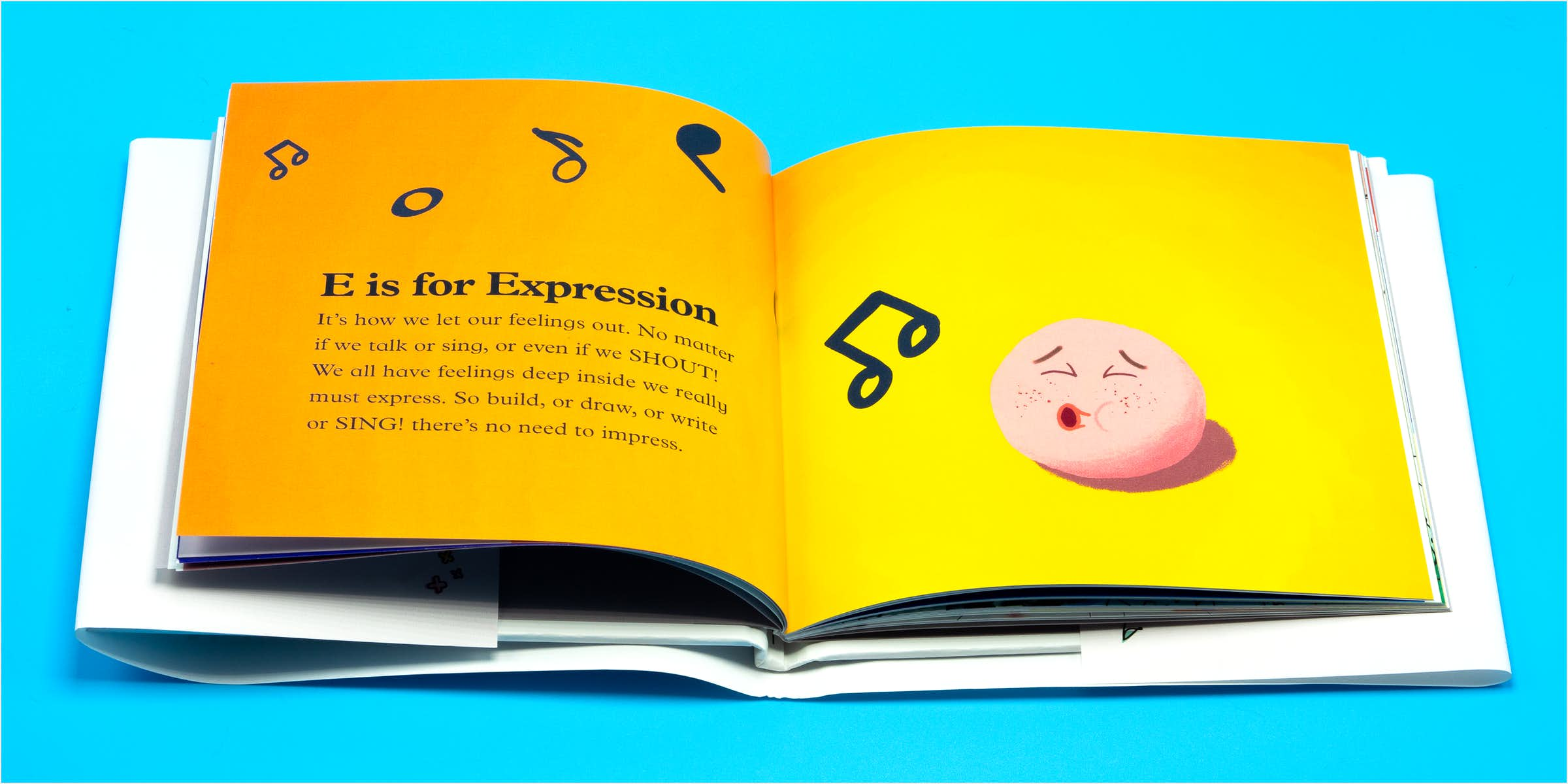 E is for Expression