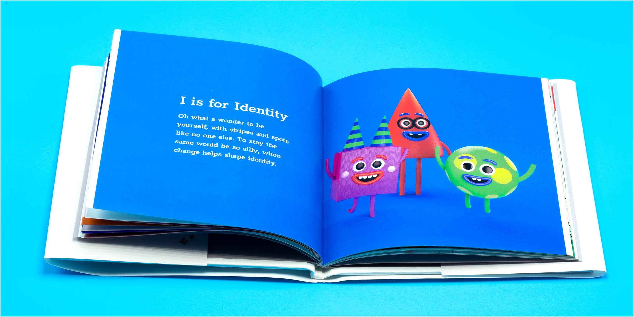 I is for Identity