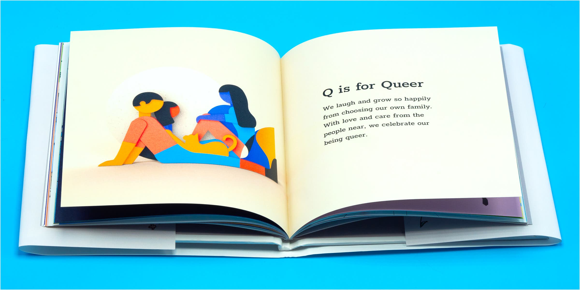 Q is for Queer