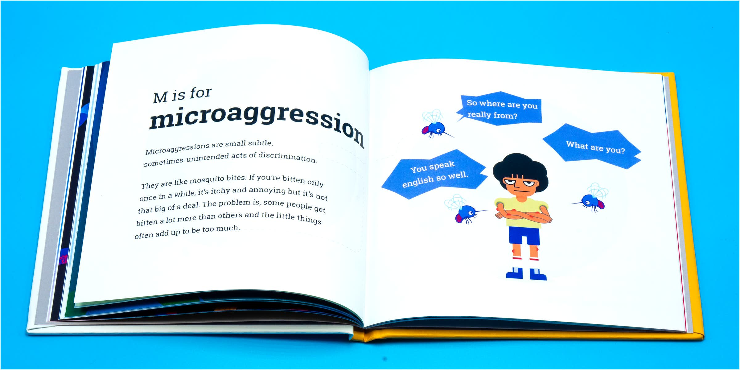 M is for Microaggression