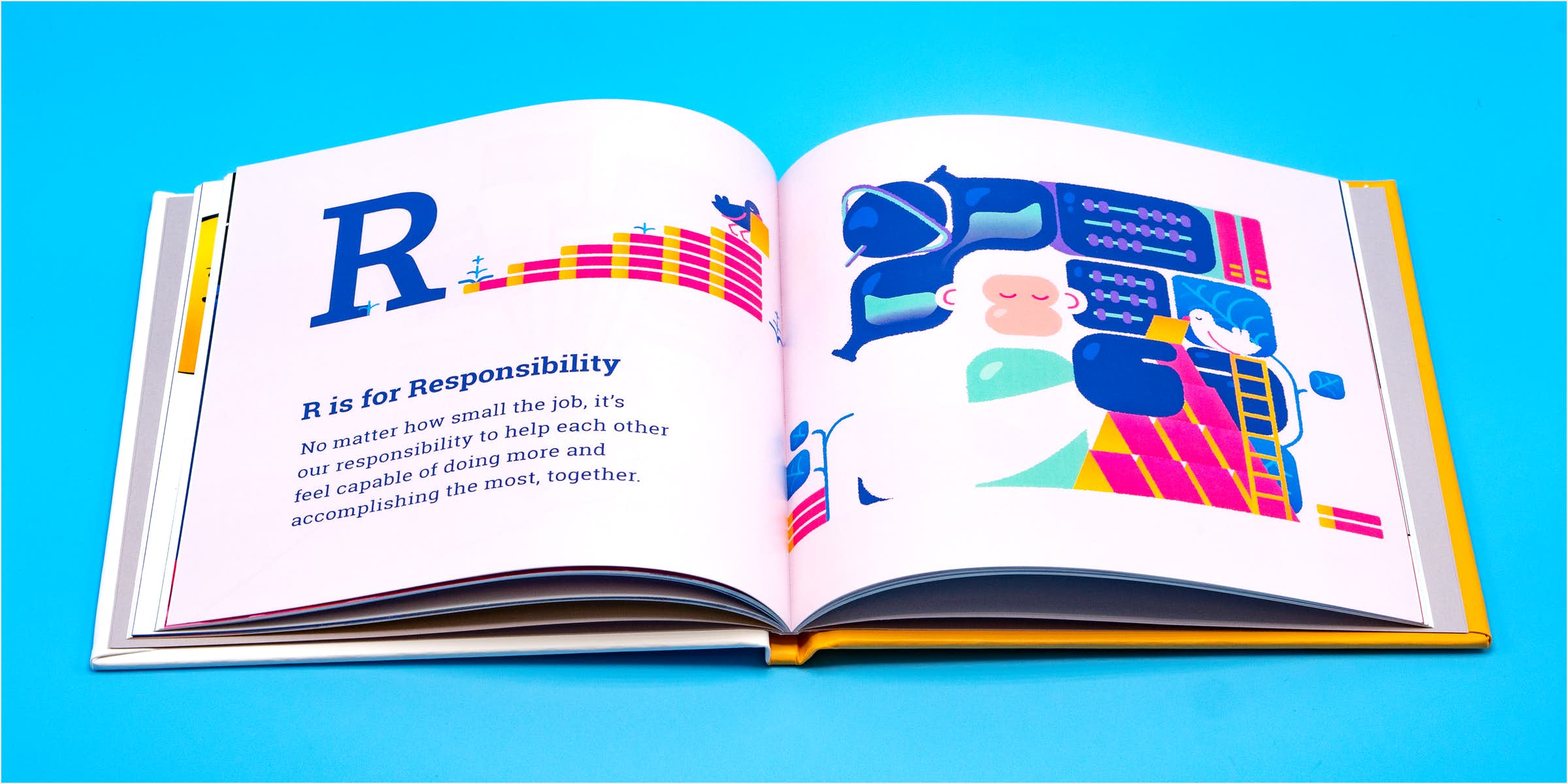 R is for Responsibility