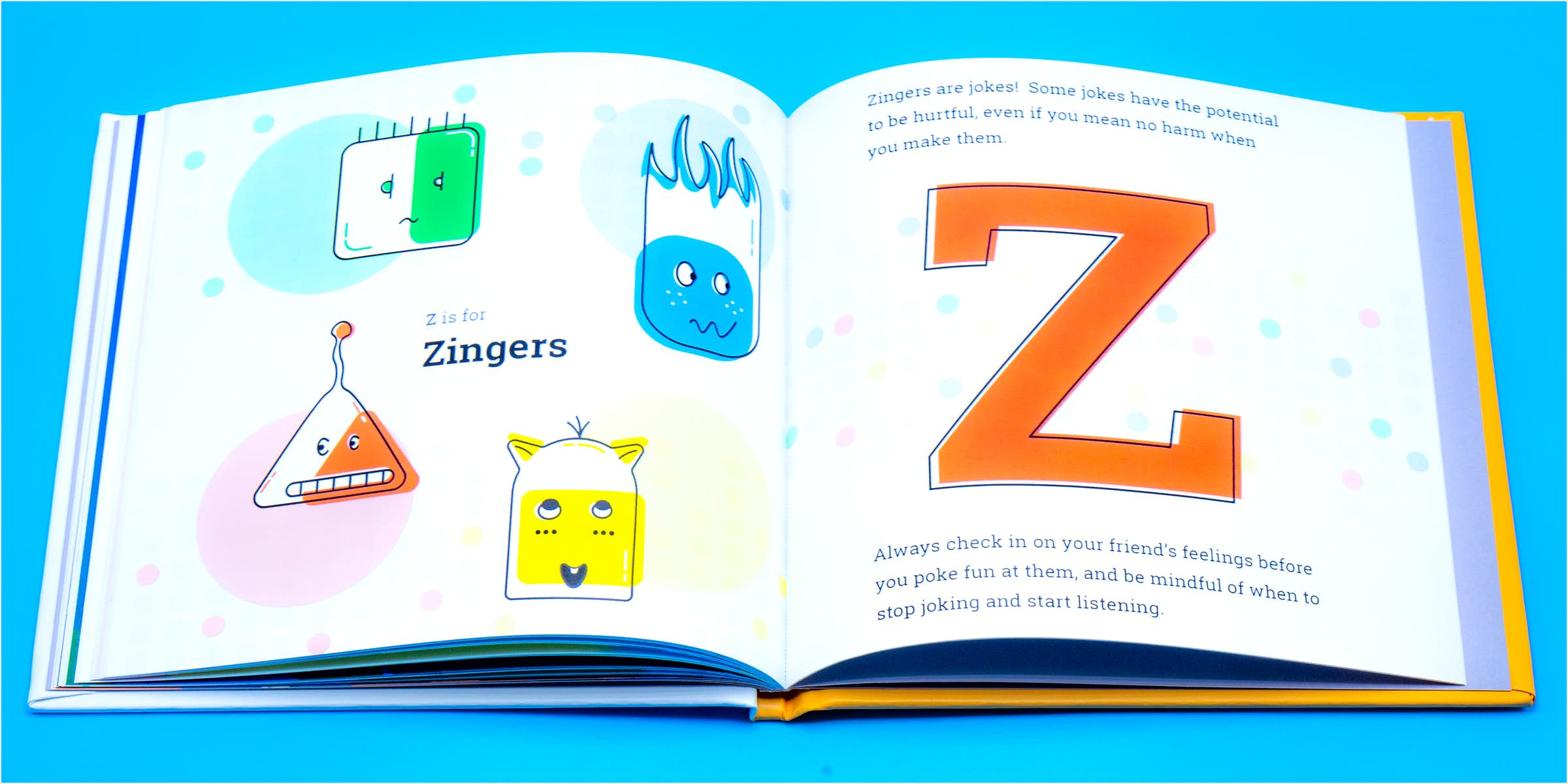 Z is for Zingers